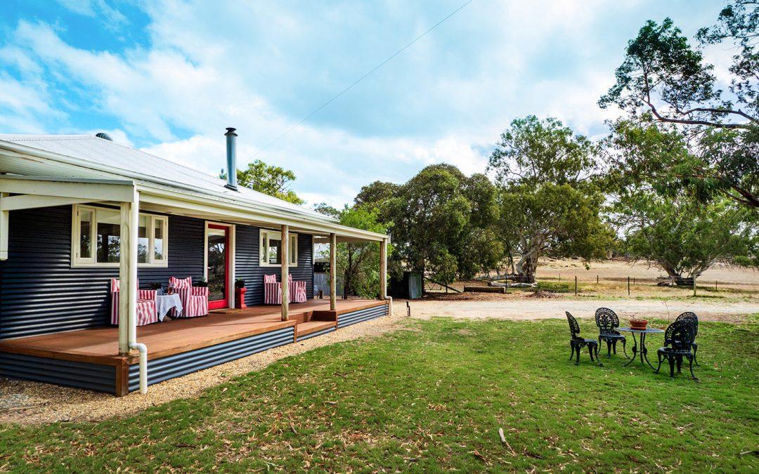 Case Study: Website Design for the Rabbiter's Hut Adelaide Hills Accommodation
